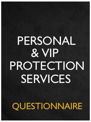 VIP Security Questionnaire