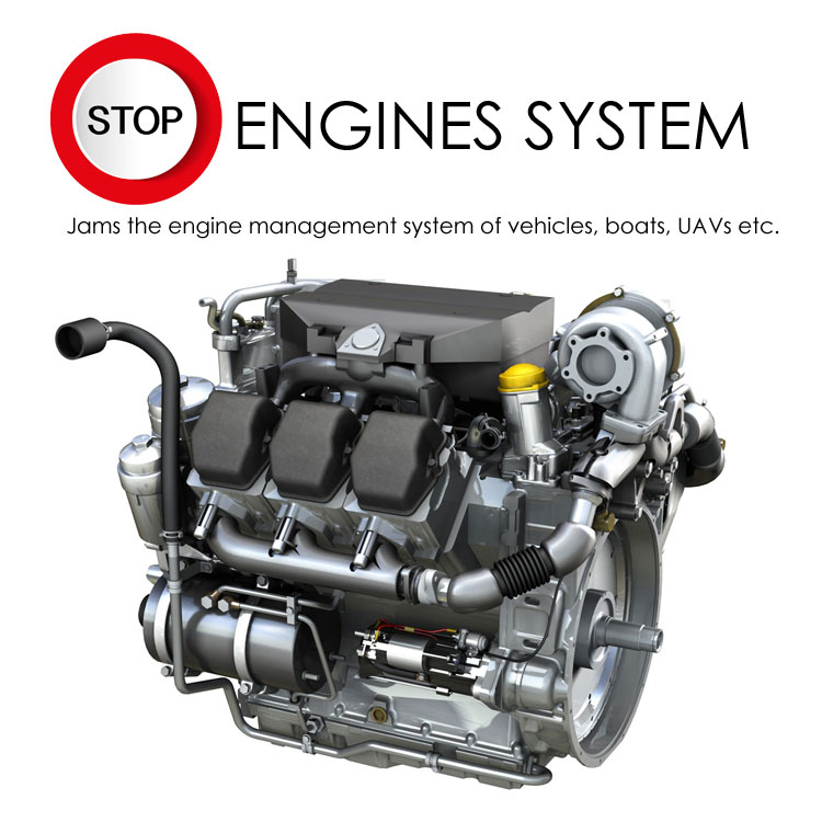 STOP Engine System